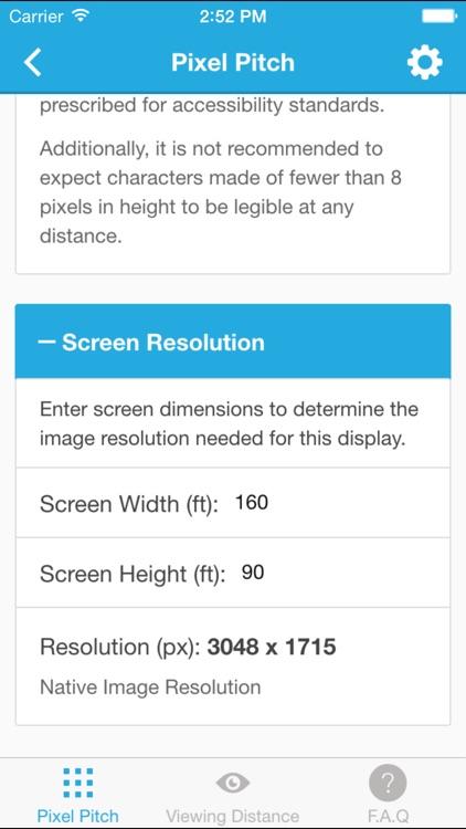 Retina Calc screenshot-3