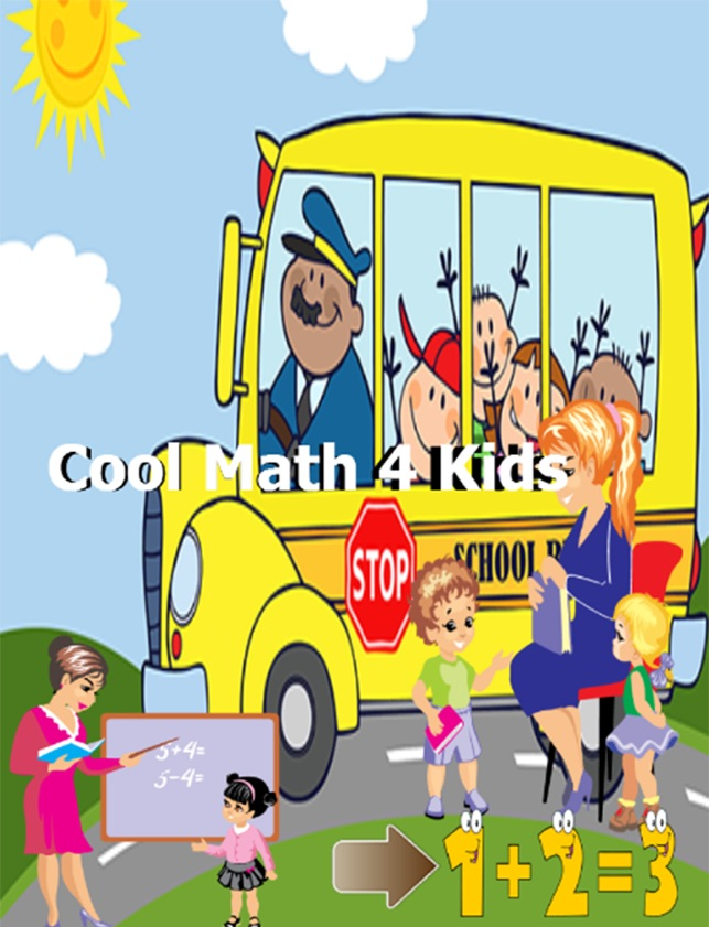 Cool math 4 kids and counting Learn on the App Store