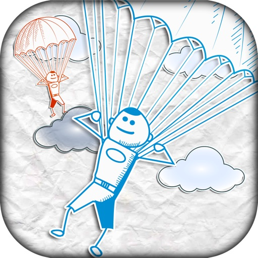 Adventure of the Falling Baby Sketchman Rescue Challenge Game