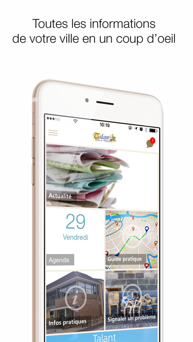 download Talant apps 1
