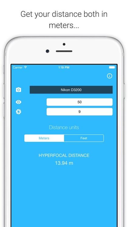 Hyperfocal DOF screenshot-3