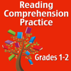 Reading Comprehension Practice Grades 1-2
