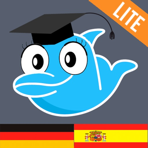 Learn German and Spanish Vocabulary: Memorize Words - Free