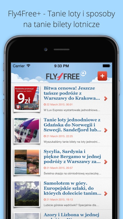Fly4Free+ screenshot-0