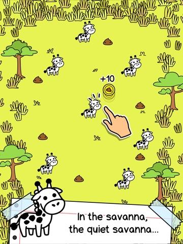 Giraffe Evolution   игру мутантных жирафов на iPad