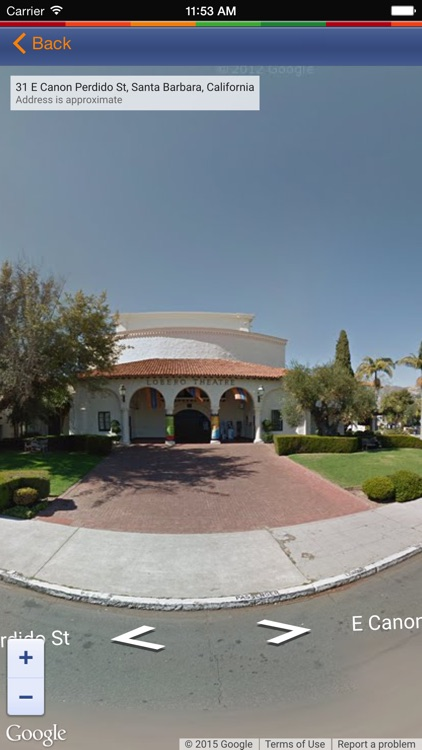 Santa Barbara Tour Guide: Best Offline Maps with StreetView and Emergency Help Info
