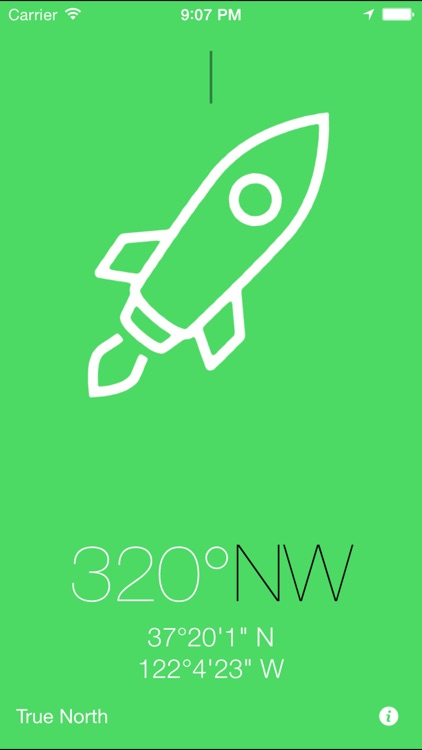 3pCompass - the most innovative compass app screenshot-4