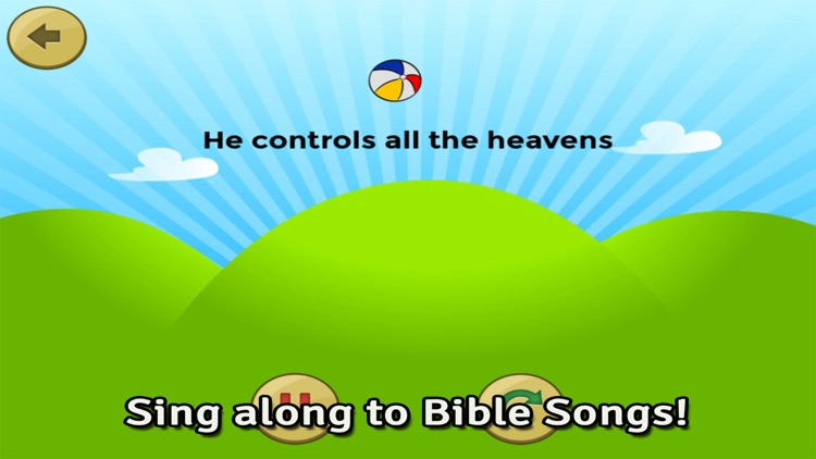 Moses and the Burning Bush: Bible Heroes -  Teach Your Kids with Stories, Songs, Puzzles and Coloring Games! screenshot-4