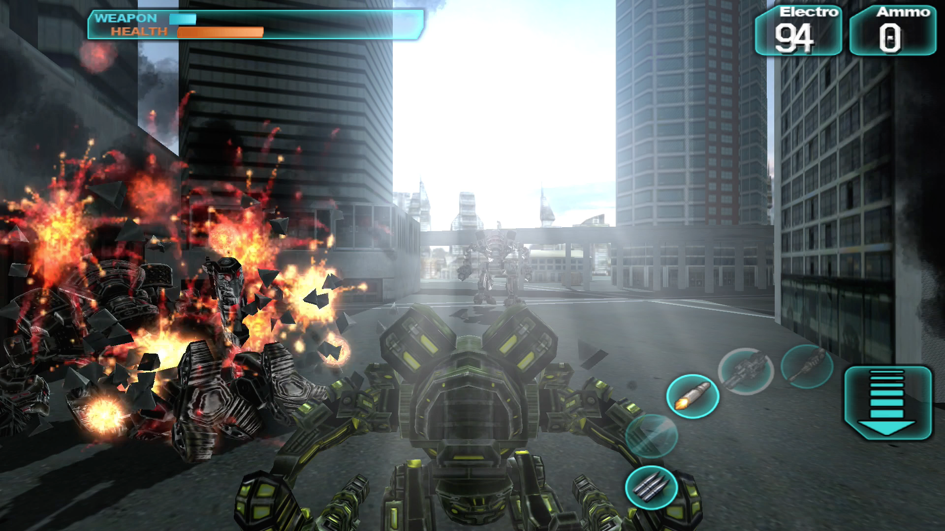 Mech Pilot screenshot 13