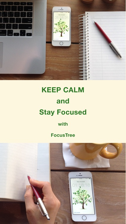 FocusTree: Focus on your work, growing a tree. screenshot-4