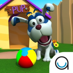 Pup The Puppy : TopIQ Story Book For Children in Preschool to Kindergarten HD