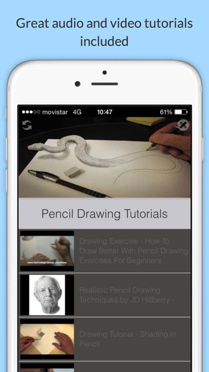 Pro Pencil Drawing Artist