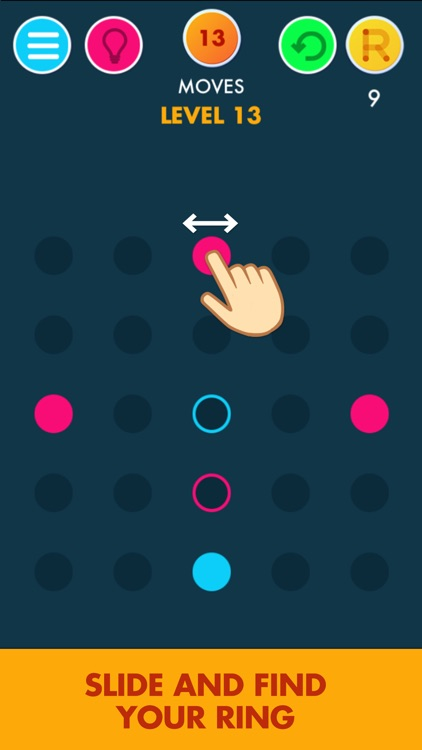 Ring: The puzzle screenshot-0