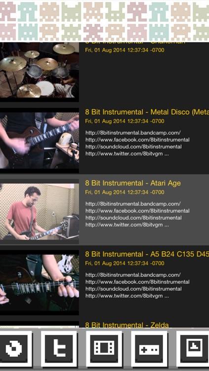 8 Bit Instrumental screenshot-4