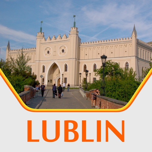 Lublin Offline Travel Guide icon