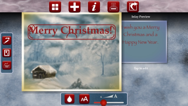 Merry eCard screenshot-1