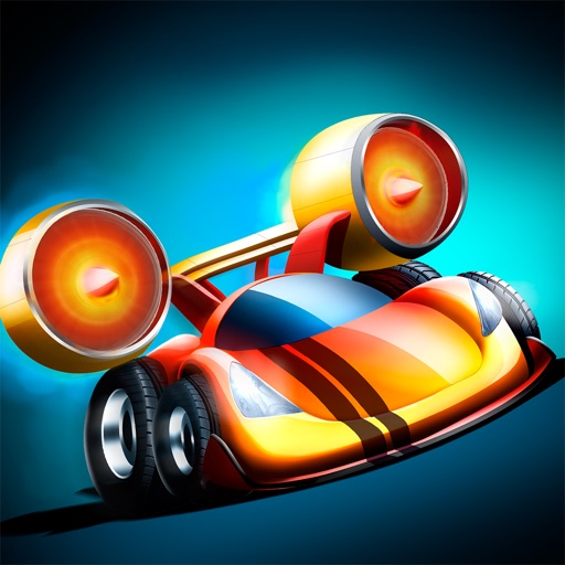 Rocket Turbo Racing Cars