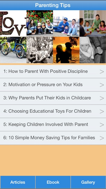 Parenting Tips - A Parenting Guide To Take Care Your Children
