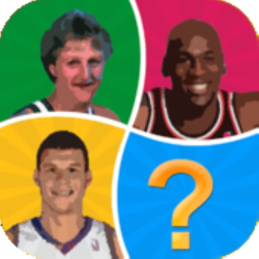 Word Pic Quiz Pro Basketball - how many of the biggest stars in league history can you name?