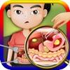 疯狂胃手术 - 在这个虚拟的游戏中的医生进行操作的肚子