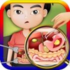 Cirugía de estómago Loco - efectuar operación de abdomen en este juego virtuales médico icon