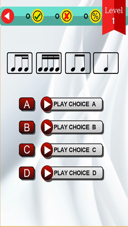 Beat Drills (Music Math, Rhythm Pie, Note and Audio Recognition) screenshot-4