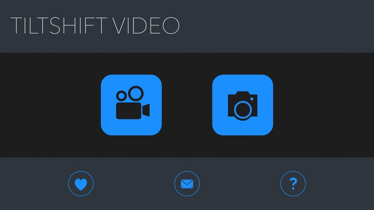 TiltShift Video - Miniature effect for movies and photos screenshot-4