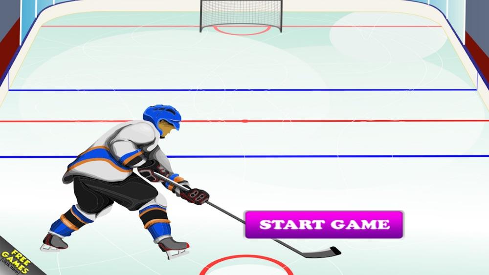 Ice Hockey Goalie Shootout Showdown MVP: Block The Big Slap Shot Cheat Codes