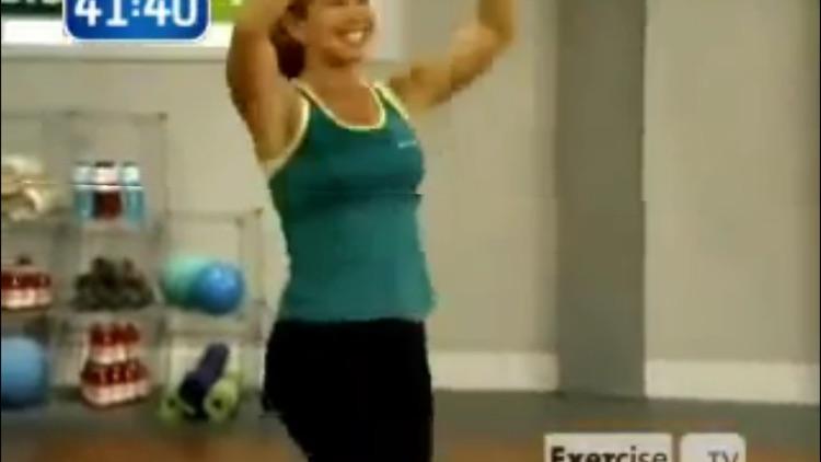 Cardio Dance Workouts screenshot-3