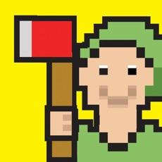 Activities of LumberJack Cut The Beanstalk: Lumberman Edition - 8 bit Pixel Fun Kids Games