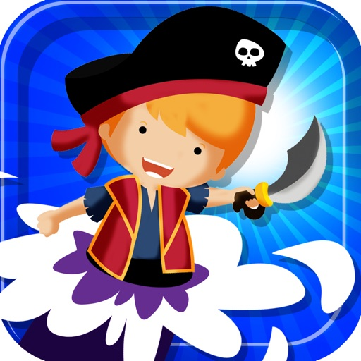 A1 Pirate Jumping Diamond Chase icon