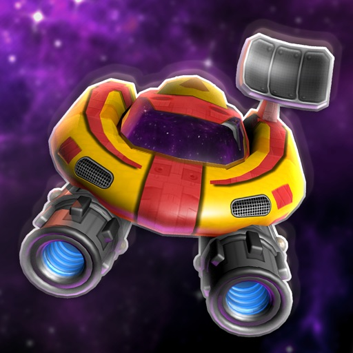 Space Miner: Space Ore Bust for iPad icon