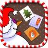 创建圣诞祝福 - 设计圣诞卡片祝圣诞快乐,新年快乐