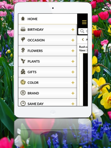Buy Flowers-ipad-3