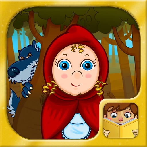 The little red riding hood - Multi-Language book