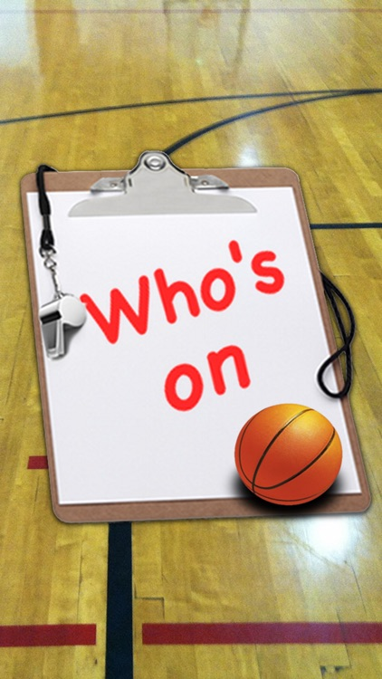 Who's On - Basketball