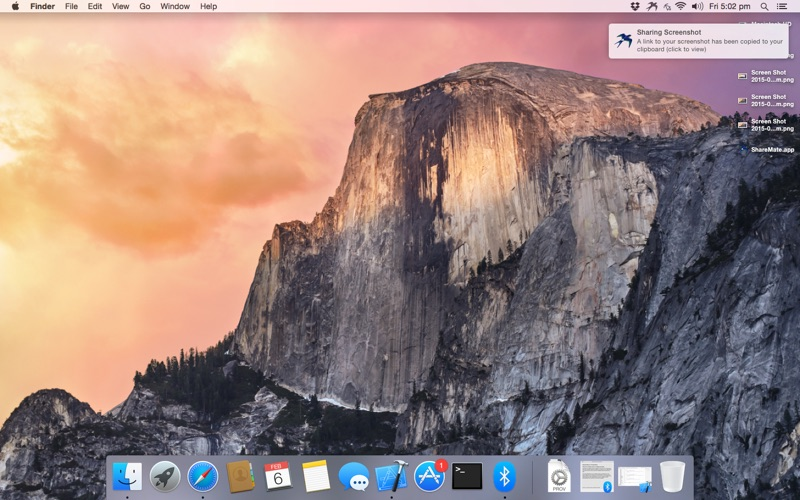 ShareMate скриншот программы 4