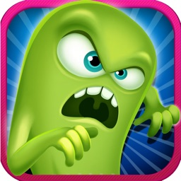 A Monsters Match 3 Puzzle games for Kids