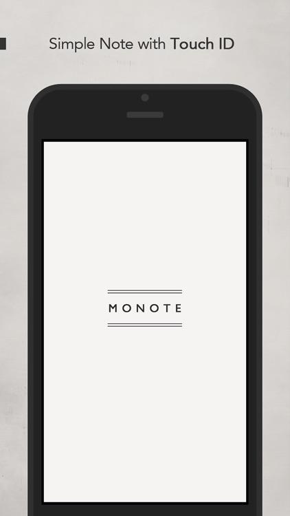 Monote screenshot-0