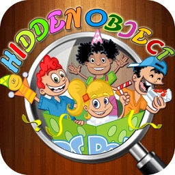 Messy Hidden Objects For Kids