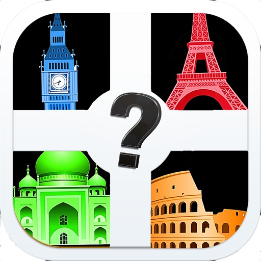 Quiz Pic World Capitals - Famous Cities Testing Game