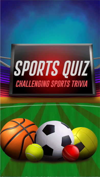 Sports Quiz - Challenging Sports Trivia screenshot one