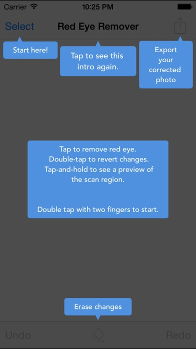 Red Eye Remover review screenshots