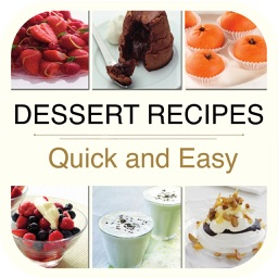 Dessert Recipes - Quick and Easy