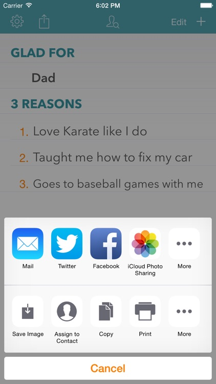 3 Reasons I Am Glad For Gratitude Journal screenshot-4