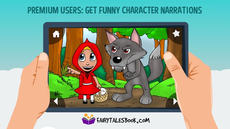 Fairy Tales Book screenshot-3