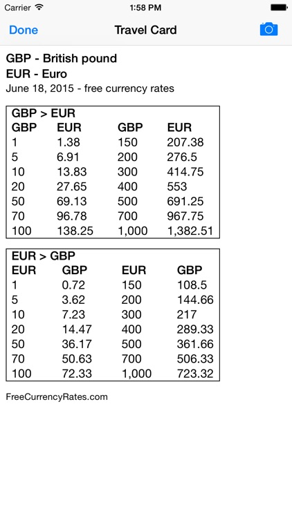 Currency Converter* screenshot-4