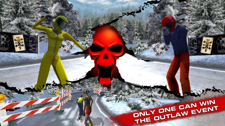 Downhill Xtreme screenshot-3