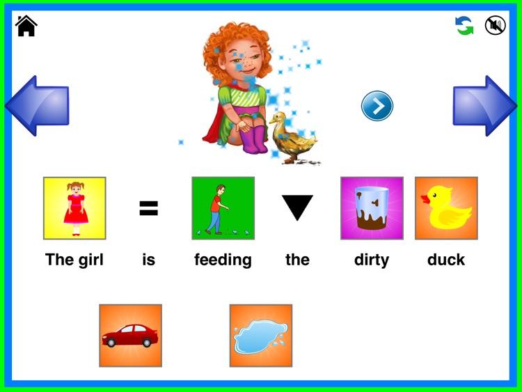 Picture This! Descriptive Sentences screenshot-4