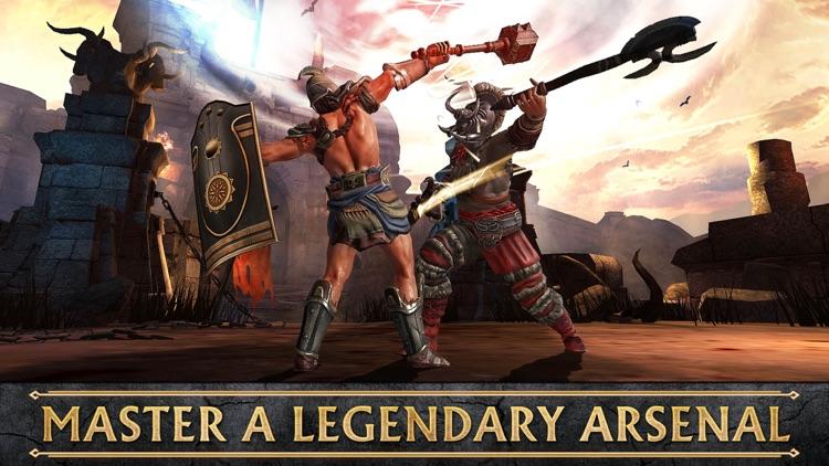 Hercules: The Official Game screenshot-3